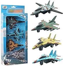 Buy Airplane <b>Toys</b> 4pcs Set <b>Simulation</b> Alloy Military Fighter <b>Jets</b> for ...