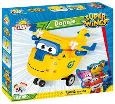 <b>Конструктор Cobi</b> Super Wings 25124 <b>Donnie</b> — купить по ...