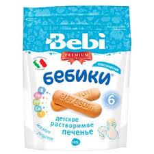 <b>Печенье</b> детское <b>Bebi Бебики классическое</b> | Отзывы покупателей