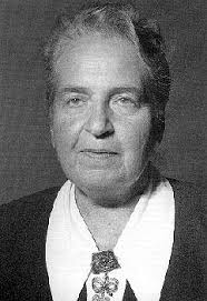 Die Tochter des Nationalökonomen Georg <b>Friedrich Knapp</b> und Großnichte von J. <b>...</b> - haeuss-knapp