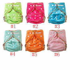 Free Shipping <b>Baby</b> Cloth Diapers Bamboo Nappies Washable ...