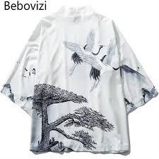 <b>Bebovizi Brand</b> Fashion Mens Tshirts Japanese Style Chinese ...