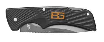 <b>Складной нож Gerber Bear</b> Grylls Compact Scout