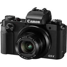 Цифровой <b>фотоаппарат Canon PowerShot G5</b> X купить по низким ...