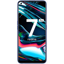 Купить <b>Смартфон realme 7</b> Pro 8+128GB Mirror Blue (RMX2170) в ...