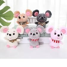 <b>12cm Baby Kids Kawaii</b> Cute Soft Plush Cartoon Animal Small ...