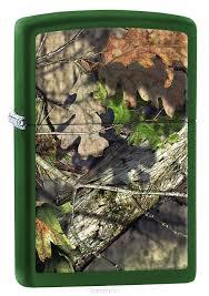 <b>Зажигалка Zippo Mossy Oak</b> Green Matte купить, цены в Москве на ...