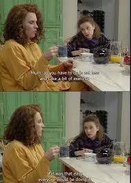 Absolutely Fabulous was a 90s British Comedy gem : funny via Relatably.com