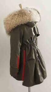 Raccoon Fur Collar <b>Parka Jacket</b> – Poppy <b>London</b> | Winter Outfits ...