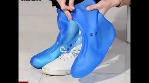 <b>Чехлы для обуви</b> от дождя и грязи - YouTube