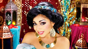 princess jasmine makeup tutorial charisma star