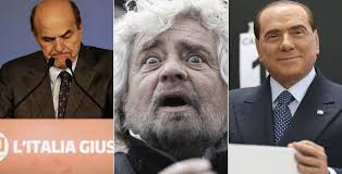 Grillo allontana intesa con Bersani. Verso governo PD-PDL