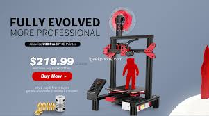 <b>Alfawise U30</b> Pro 3D printer Offered for just $209.99: Amazing ...