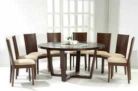 Dining Room Sets Canada Dining Beautiful Round Dining Table For 8 Canada Table Surprising