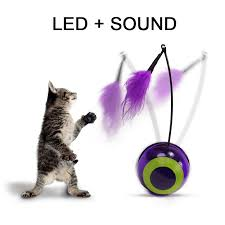 <b>Electronic</b> Motion <b>Cat Toy</b> Interactive <b>Cat Toy</b> Multi Function ...