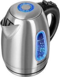 Купить электрический <b>чайник Redmond RK</b>-<b>M183</b>, Металл ...