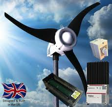LE-<b>600 Wind Turbine</b> Standard Kit 24/<b>48V</b> - Leading Edge Turbines ...