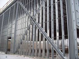Steel Studs And Joists Are An Easy To Handle Economical Noncombustible High Quality Alternate More Traditional Framing Materials  A