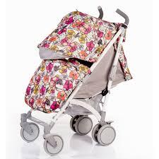 Купить <b>коляску</b>-<b>трость Babyhit Rainbow</b> (Flower 17) в интернет ...