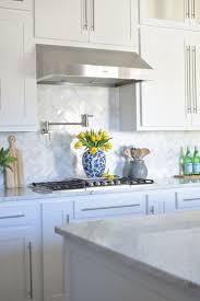 Kitchen Backsplash 17 Best Ideas About Herringbone Backsplash On Pinterest White