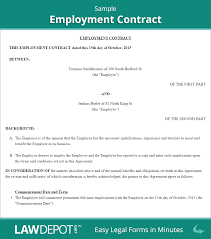 sample letter of termination of employment contract by employer sample letter of termination of employment contract by employer sample employment termination contract findlaw sample employment