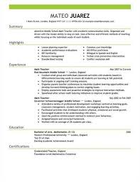 resume templates for teaching  seangarrette coresume templates