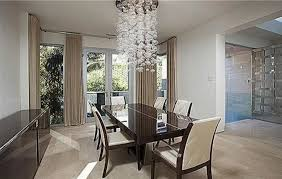 chandeliers dining room modern chandelier