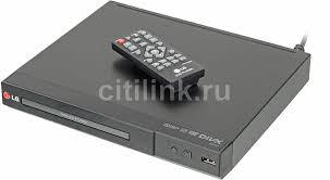Купить DVD-<b>плеер LG DP137</b>, черный в интернет-магазине ...