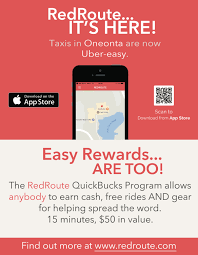 quickbucks redroute click here to the flyer 2 print out 5 copies 3 hang them up on campus in popular buildings or in the community