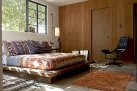 retro spanish bedroom california interiors commune designs