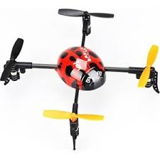 Радиоуправляемый <b>квадрокоптер WL Toys</b> V939 <b>Beetle 2.4G</b> ...