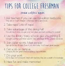 tips for college freshman living student debt tips for college freshman