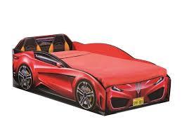 Купить <b>кровать</b>-<b>машина Cilek</b> Carbed <b>Spyder</b> красная 70х130 ...