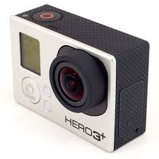 <b>Экшн</b>-<b>камера GoPro Hero</b> 3+ Black Edition