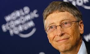 Bill Gates at Davos - Bill-Gates-at-Davos-008