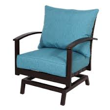comfortable patio chairs aluminum chair: display product reviews for atworth  count brown aluminum patio conversation chair
