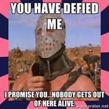 lord humungus | Meme Generator via Relatably.com