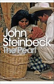 john steinbeck the book i read the pearl