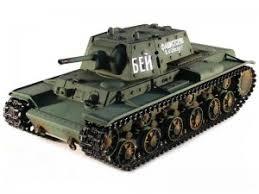 <b>Радиоуправляемый танк Taigen Russia</b> KV-1 HC 1:16 2.4GHz с ...