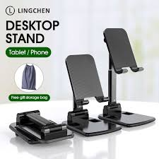 LINGCHEN <b>Phone</b> Stand for <b>iPhone</b> 11 Xiaomi Samsung <b>Foldable</b> ...