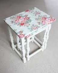 Decopatch Decoupage Table Nest  Pinterest