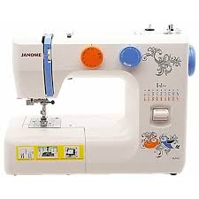 Отзывы о товаре <b>Швейная машина Janome 1620S</b>