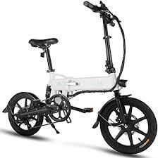 FIIDO D2S Folding Electric Bike Ebike, 16'' Electric ... - Amazon.com