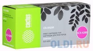 <b>Картридж CACTUS</b> CS-S4200/<b>CS</b>-<b>S4200S для</b> принтеров ...