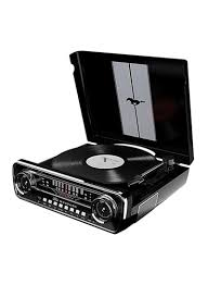 Shop ION Mustang Lp 4In1 <b>Classic Turntable</b> With Speaker ...