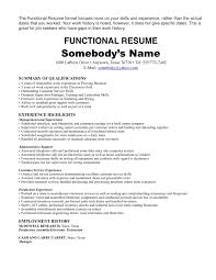 employment history resumes template employment history resumes