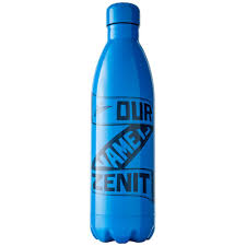 <b>Термос Our Name Is</b> Zenit, голубой с логотипом - купить в Санкт ...