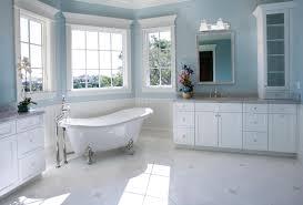 blue captivating bathroom lighting ideas white interior