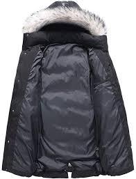 EISHOW Mens Warm Winter Cotton Casual Coat ... - Amazon.com