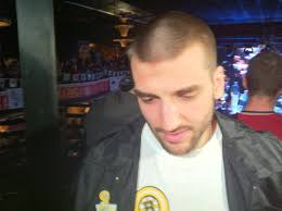 Displaying <18> Images For - <b>Patrice Bergeron</b> Celebration. - FW--Bruins-Patrice-Bergeron-With-New-Haircut--photo-JPG----30787454-highRes-jpg